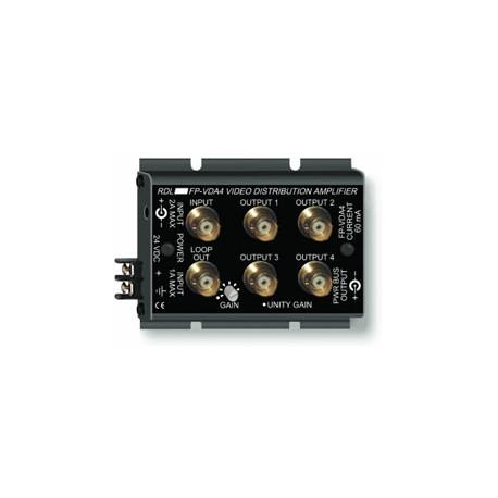 FP-VDA4 Video Distribution Amplifier