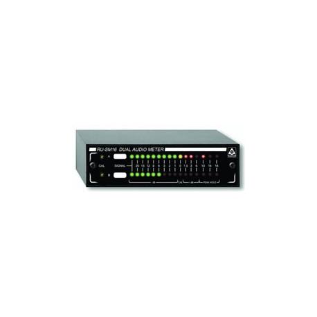 RU-SM16A Dual Audio Meter