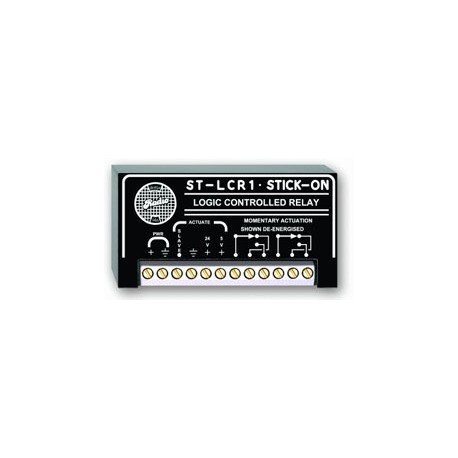 ST-LCR1 Logic Controlled Relay