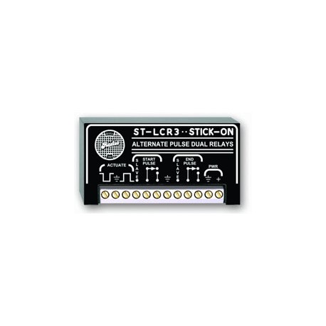 ST-LCR3 Alternate Pulse Dual Relays