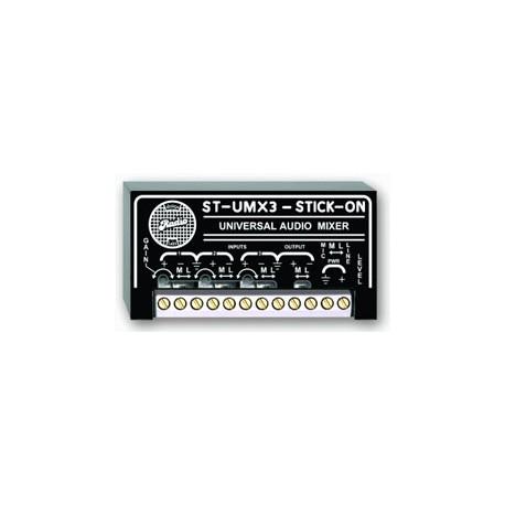 ST-UMX3 Universal Audio Mixer