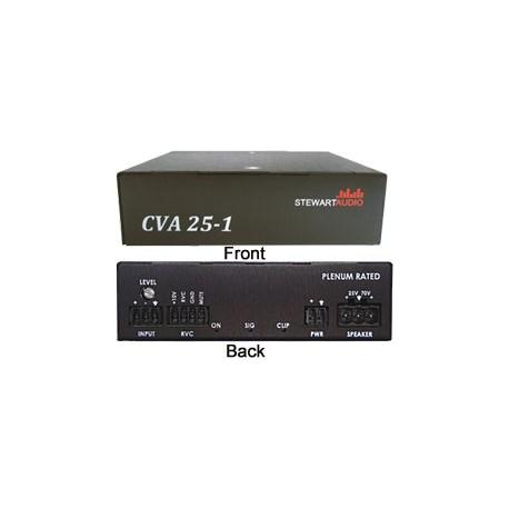 CVA25-1 AV Series 25w Mono Sub Compact Power Amplifier