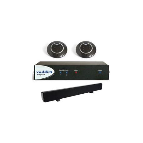 EasyTalk USB Audio Bundle B USB Audio Medium Sized Conference Room Solution