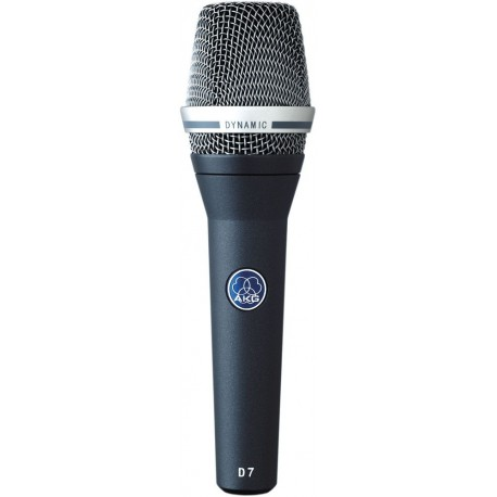 D7 Powerful Sound For ProfessionalsFor Demanding Lead Vocals