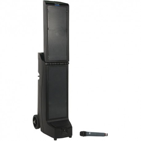 Bigfoot Line Array Dual Package with BIG-8000CU1 and your choice of one wireless microphone