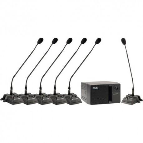 CouncilMAN Six User Wireless Package