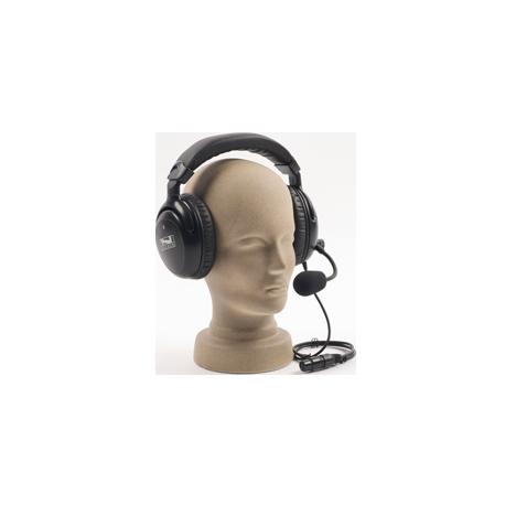 Intercom headset - dual muff