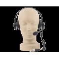Intercom headset - lightweight