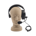 Intercom headset - single muff