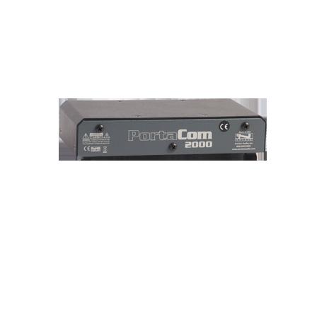 PortaCom Power Console