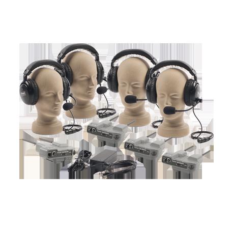 ProLink Wireless Intercom Four User Package