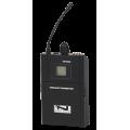 Wireless beltpack transmitter (902 - 928 MHz)