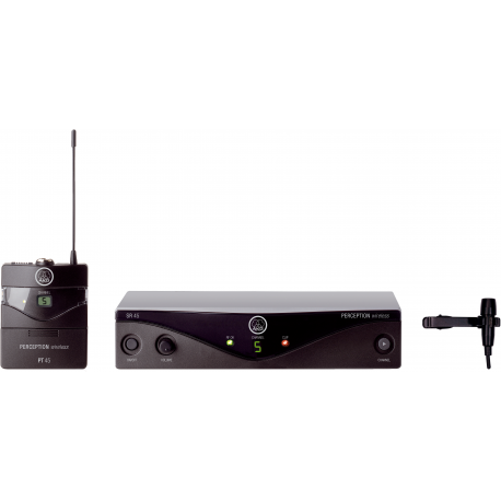 Perception Wireless Presenter Set BD A High-Performance Wireless Microphone System