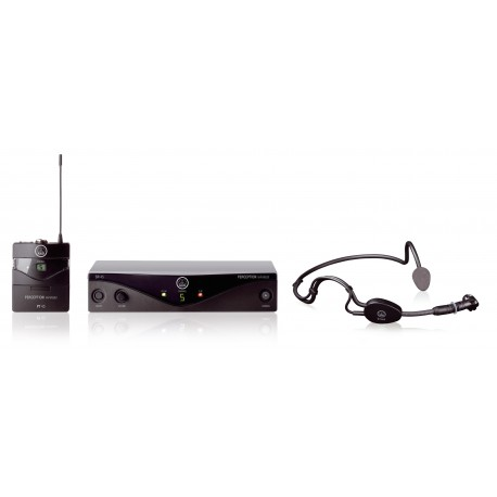 Perception Wireless Sports Set BD A High-Performance Wireless Microphone System