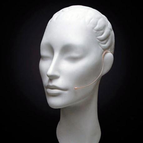 E6IOW6T2SL Countryman E6i Omnidirectional Earset Head-worn Microphone (Tan) Shure