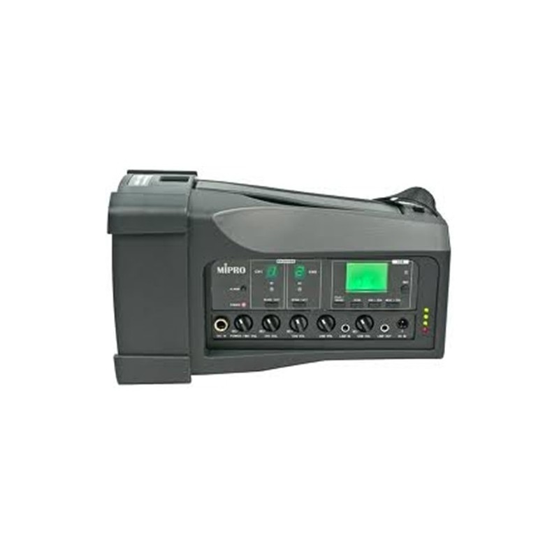 Mipro Ma 100du 6a Personal Wireless Dual Receiver 50