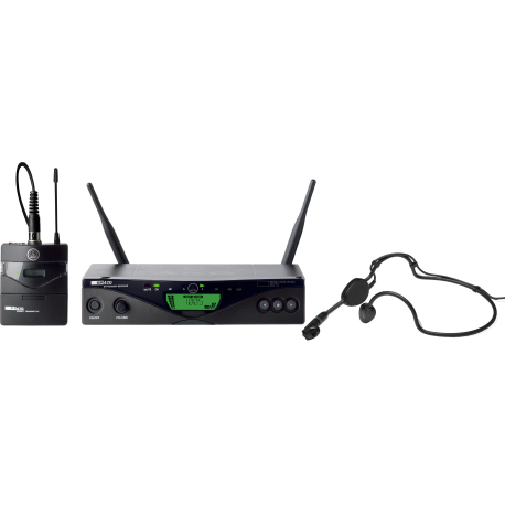 WMS470 Sports Set BD1 Professional Wireless Microphone System