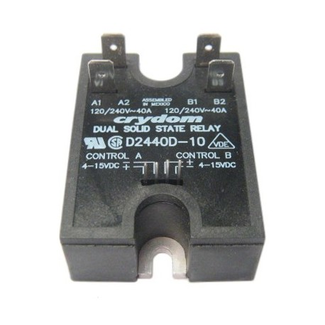SE202-N00-400 Dual Solid State Relay