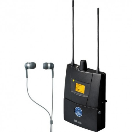 SPR4500 Set BD9 Reference Wireless In-Ear-Monitoring System