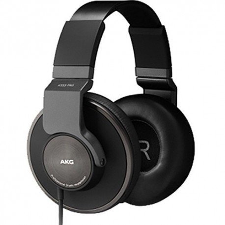 K553 PRO Closed Back Studio Headphones