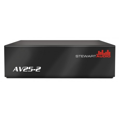 AV25-2 AV Series Sub Compact Power Amplifier