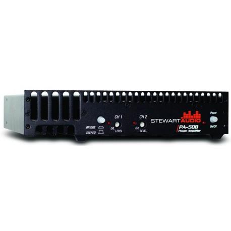 PA50B PA Half Rack Series Power Amplifier