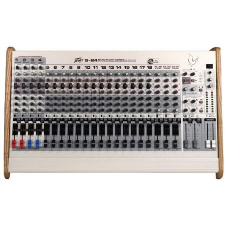 S24 21-Channel Sanctuary Series Mixer 120V