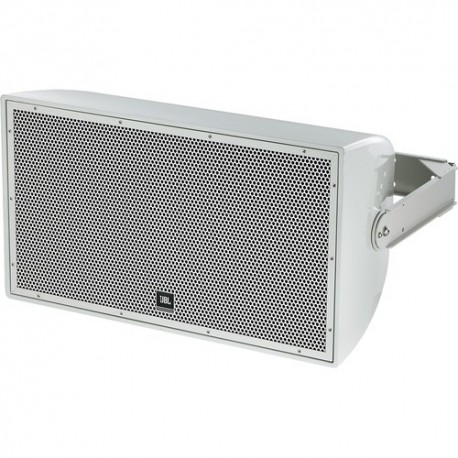 AW295 All Weather High Power 2-Way Loudspeaker With Rotatable Horn (Gray)