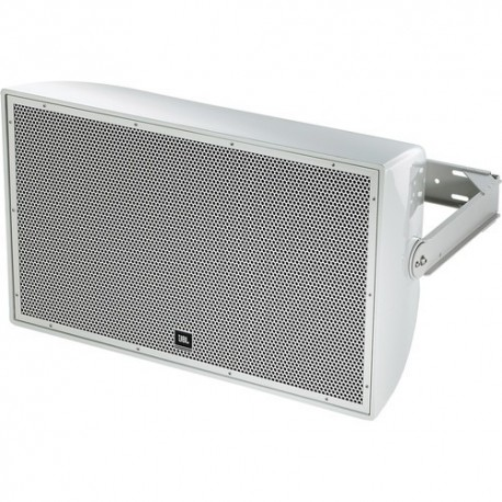 AW526 All Weather High Power 2-Way Loudspeaker with 120° x 60° Coverage (Gray)