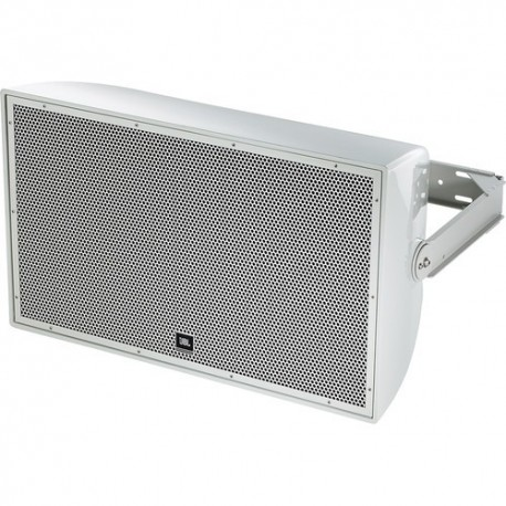 AW595 All Weather High Power 2-Way Loudspeaker With 90° x 50° Coverage (Gray)