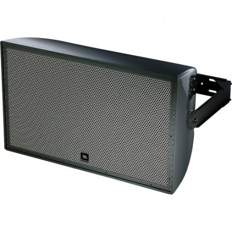 AW595-BK All Weather High Power 2-Way Loudspeaker With 90° x 50° Coverage In Black