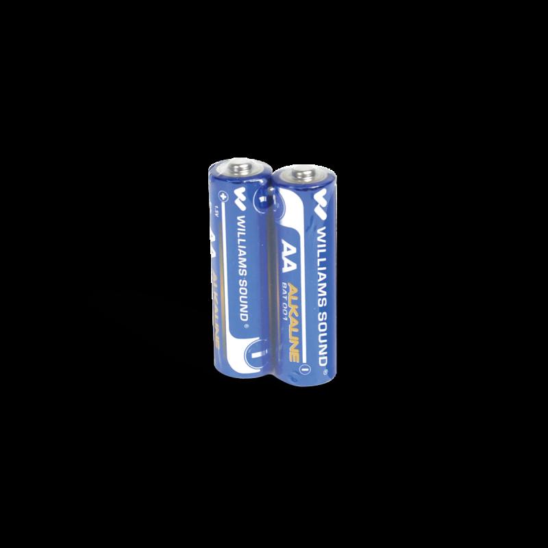 williams sound bat 001 1 5 volt aa alkaline batteries avsuperstore. Black Bedroom Furniture Sets. Home Design Ideas
