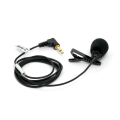 MIC 054 Directional Lapel Clip Microphone