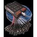 MS-12-4-XL-100 Medusa Standard Series (12 input, XLR, 100')