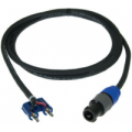 S14BN-10 Banana to Speakon Speaker Cable