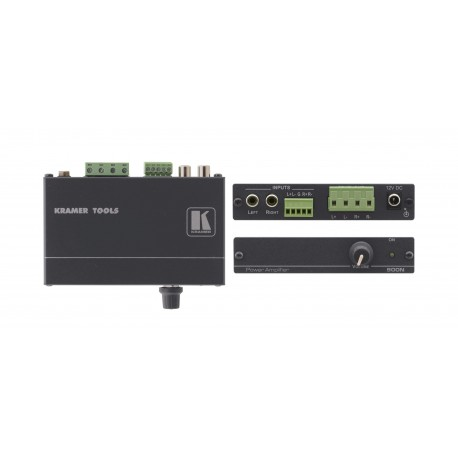 900N Stereo Audio Power Amplifier