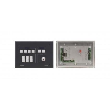 RC-74DL 12-Button Master Room Controller with Digital Controller Knob