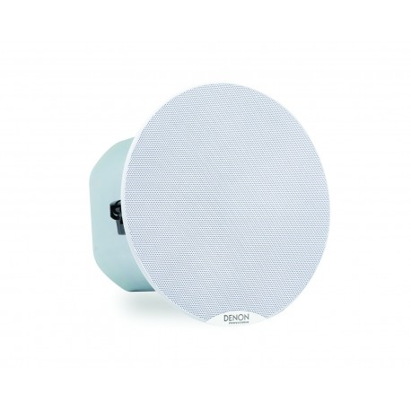"""DN-106S 6.5"""" Ceiling Speakers (each) - Available in White and Black"""