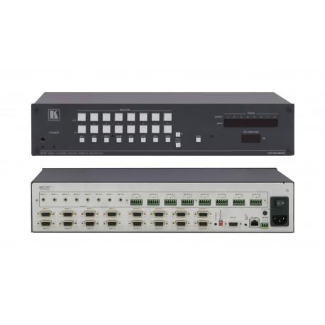 VP-8X8AK 8x8 Computer Graphics Video & Stereo Audio Matrix Switcher