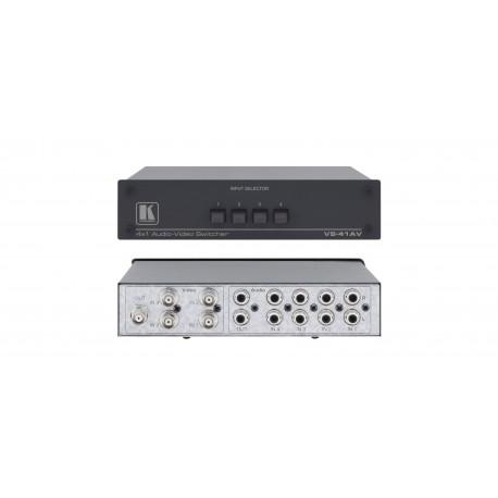 VS-41AV 4x1 Video Audio Switcher