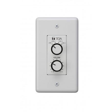 MA Series WP-700-AM MA/MM-700 Volume/Select Wall Panel Remote