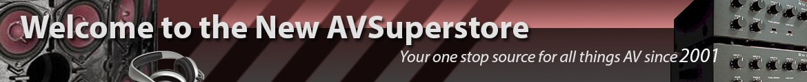 Welcome to the AVSuperstore