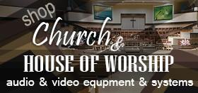 Church Worship Shop