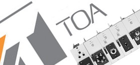 Toa Electronics Amplifiers, Modules and Signal Processors