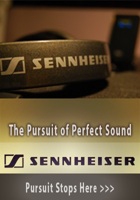 Sennheiser Microphones, Headphones and Wireless Systems